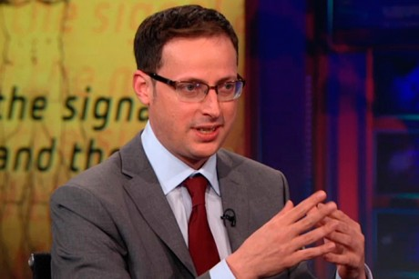 photo of Nate Silver