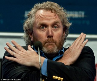 photo of Andrew Breitbart