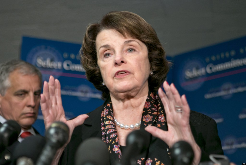 photo of Senator Dianne Feinstein